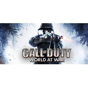 Call of Duty World at War Steam Gift - CD Key PC