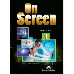 On Screen 1 Student Book ve Work Book