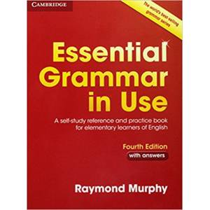 Essential Grammar in Use Fourth Edition with answer and CD