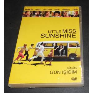 LITTLE MISS SUNSHINE  JONATHAN DAYTON  DVD