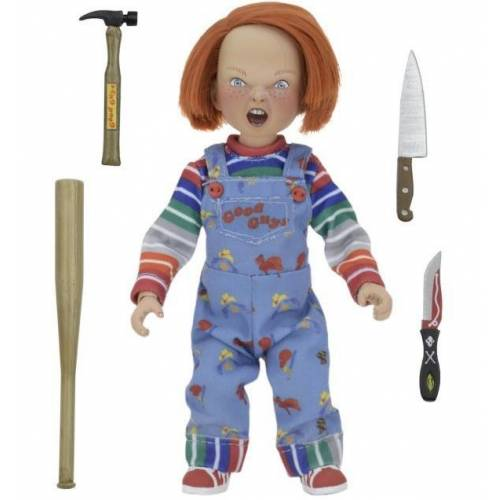 NECA Childs Play Chucky Figure