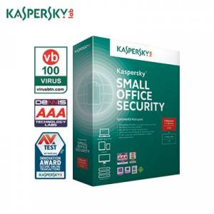 KASPERSKY KSOS Small Office Security 1 Server  5 PC  5 MD 1 YIL