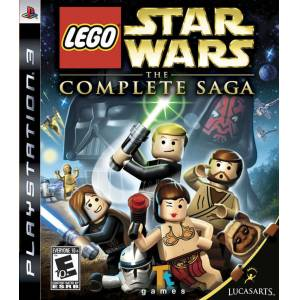 LEGO STAR WARS THE COMPLETE SAGA PS3 OYUNU