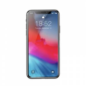 Apple iPhone XR 6.1 Baseus 0.3mm Full-Glass Tempered Glass Film