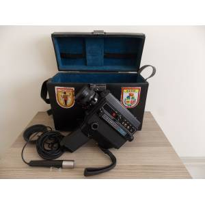 ELMO SUPER 8 SOUND 300SL MACRO KAMERA..