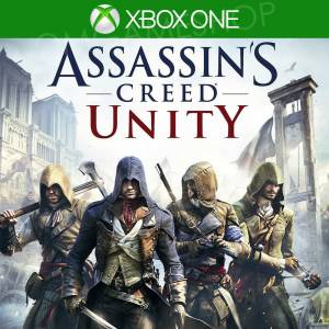 XBOX ONE ASSASSINS CREED AC UNITY CD KEY