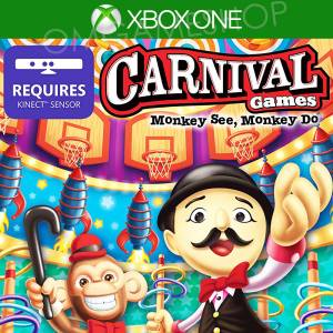 XBOX ONE KINECT CARNIVAL GAMES IN ACTION CD KEY