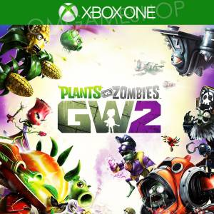 XBOX ONE PLANTS VS ZOMBIES GARDEN WARFARE 2 CD KEY