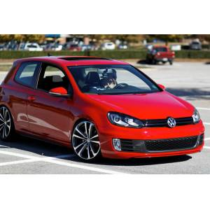 VW GOLF 6 2009-2012 PLASTİK GTİ BODY KİT SETİ