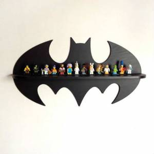 BATMAN LAKE MONTESSORİ DUVAR RAFI