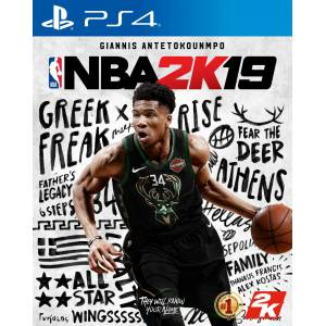 PS4 NBA 2K19 - NBA 19 PLAYSTATİON 4