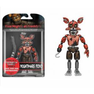 Funko Five Nights At Freddys Nightmare Foxy 5 inch Action Figure