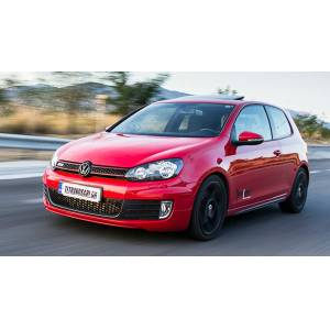 VW GOLF 6 2009-2012 GTİ ÖN TAMPON VE PANJUR SETİ