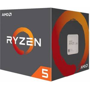 Amd Ryzen 5 2600 3.4GHz AM4 Soket 19MB Önbellek 65W 14nm İşlemci