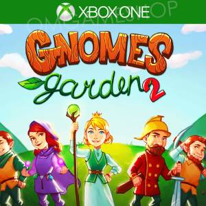 XBOX ONE GNOMES GARDEN 2 CD KEY