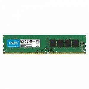CRUCIAL 8GB 2666Mhz DDR4 CL19 Pc Ram CT8G4DFS8266