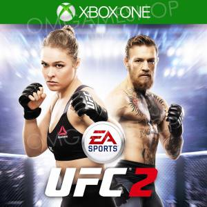 XBOX ONE EA SPORTS UFC 2 CD KEY