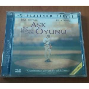 AŞK OYUNU - FOR LOVE OF THE GAME  2.EL  VCD