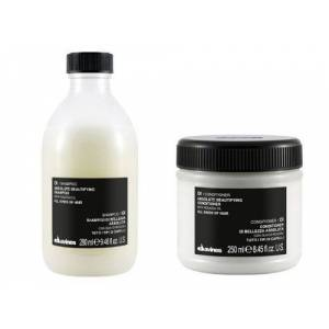 Davines Oi Shampoo 280ml Oi Conditioner 250ml