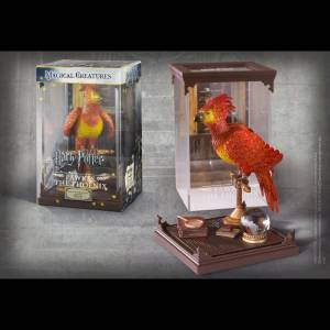 Magical Creatures No. 8 - Fawkes Heykeli - Noble Collection - Harry Potter - Orijinal Lisanslı
