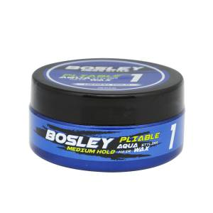 BOSLEY MENS STYLE HAİR WAX MEDIUM HOLD 150 ML