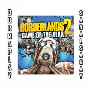 Borderlands 2 Game of The Year Edition Steam PC