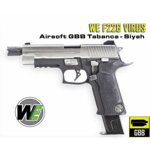 We F226 Virus Airsoft Tabanca