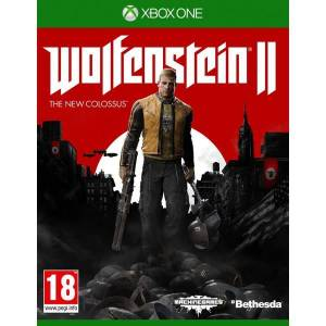 XBOX ONE WOLFENSTEIN 2 THE NEW COLOSSUS
