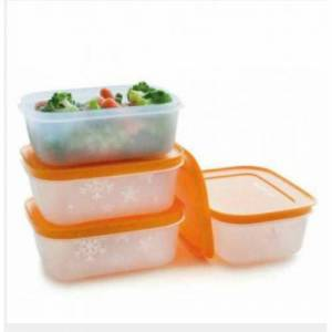 Tupperware alaska 4 lu set
