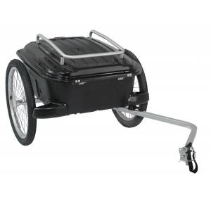 M-Wave Carryall Hardbox Luggage Trailer Römork