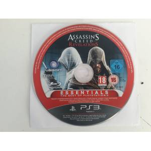 ASSASSINS CREED REVELATIONS PS3 PLAYSTATION 3 OYUN - 3 ADET PS3 ALANA KARGO BEDAVA..