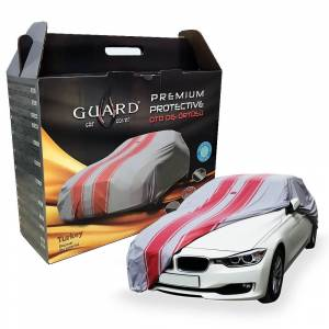 Guard Premium Chrysler Crossfire Coupe Miflonlu Branda Gri