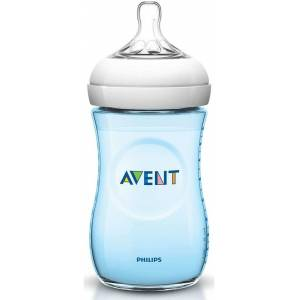 Philips Avent SCF035-17 NATURAL PP BİBERON 260 ML MAVİ