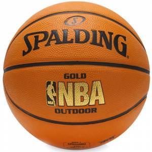 Spalding Basketbol Topu NBA Gold Outdoor