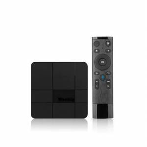 Wechip V8 Plus 2GB RAM16GB ROM Ses Kontrollü Android 7.1Tv Box
