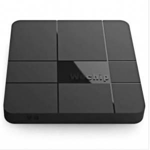 Wechip V8 2GB RAM  16GB ROM Kodi 17.3 Yüklü Android 7.1 TV Box