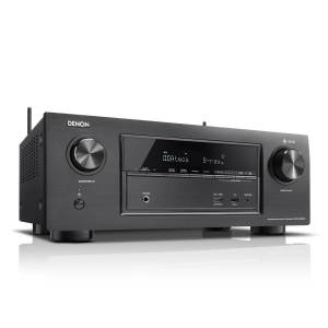 Denon AVR-X1500H 7.2 CHANNEL AV SURROUND RECEİVER
