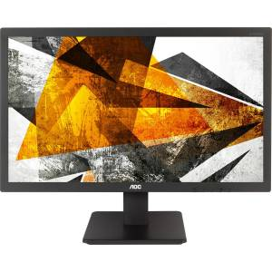 AOC E2775SJ 27 2ms AnalogDVIHDMI Full HD LED Monitör