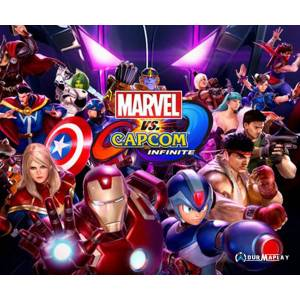 Marvel VS Capcom Infinite Steam Cd key Hemen Teslim