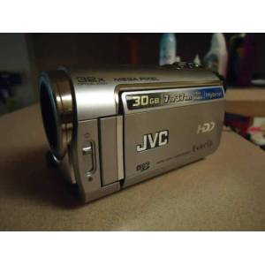 JVC Everio - GZ MG435 30GB HDD Sifir Ayarinda.