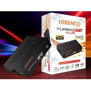 Hiremco Turbo Plus Mini HD Uydu Alıcısı