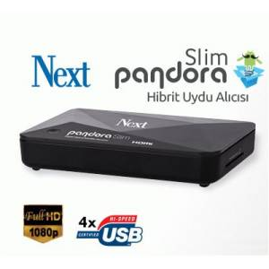 NEXT PANDORA SLİM FULL HD ANDROİD UYDU ALICISI 1080P ALICI