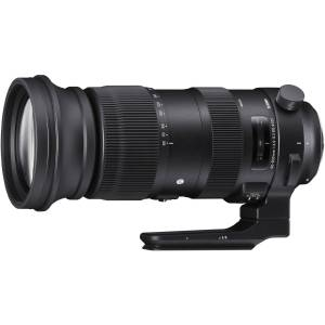 Sigma 60-600mm f4.5-6.3 DG OS HSM Sports Zoom Lens Canon