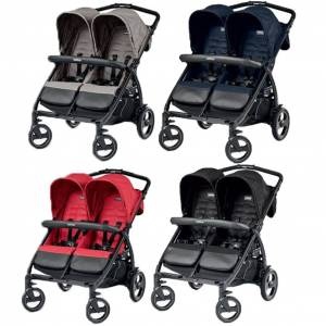 PEG PEREGO BOOK FOR TWO İKİZ BEBEK ARABASI