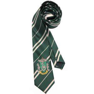 HARRY POTTER LOGOLU KRAVAT Slytherin