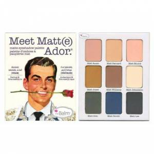 The Balm Meet Matte Ador Far Paleti