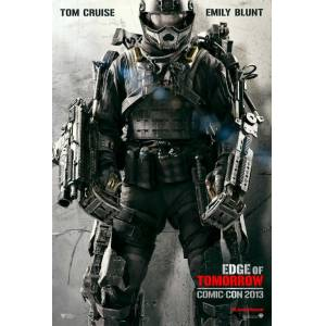 Edge of Tomorrow 2014 MİNİ AFİŞ-POSTER 21 cm x 297 cm 1A2Z3Y4W