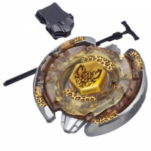 BEYBLADE Master Rapidity 4D System BB109 Beat Lynx With Power