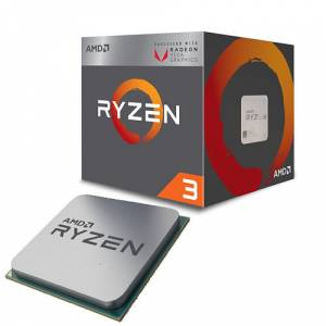 AMD RYZEN3 2200G 3.7  3.5 GHz AM4 65W Radeon Vega YD2200C5FBBOX