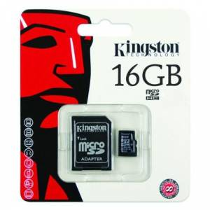 KINGSTON SDC416GB Class4 16GB MicroSDHC Kart Bellek